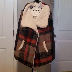 Odiva Sherpa Lined Vest